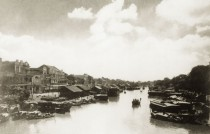 Cholon Water Way 1925